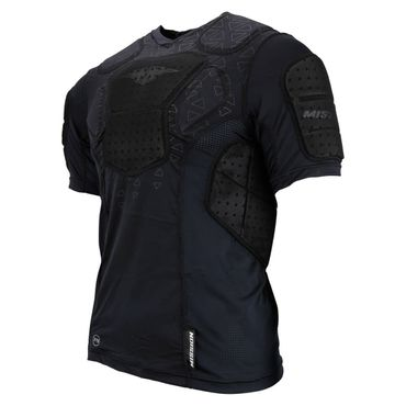 Mission Elite Compression Padded Shirt Senior