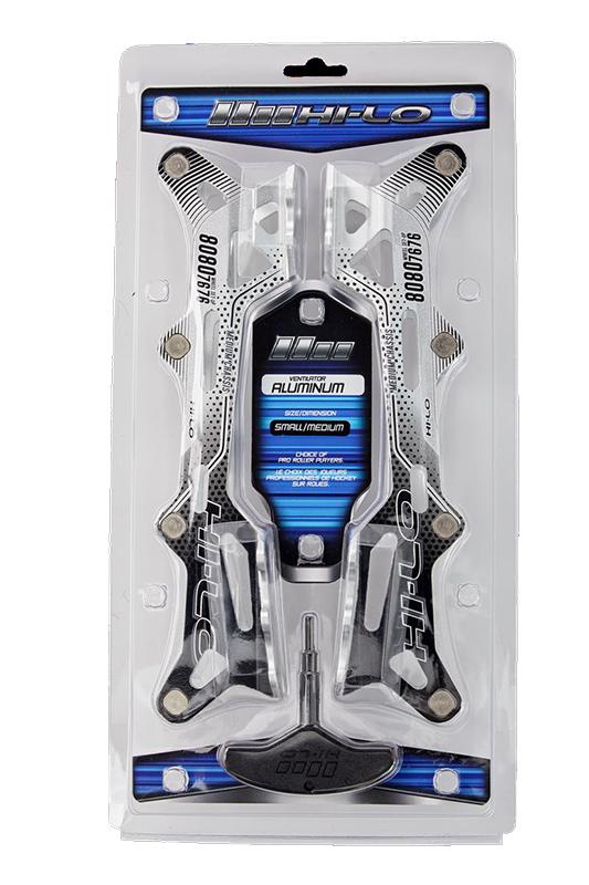 Hi-LO Aluminium Chassis