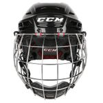 CCM Resistance Combo Helm Frontansicht