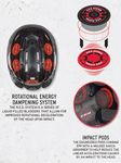 CCM Resistance Combo Helmet different technology