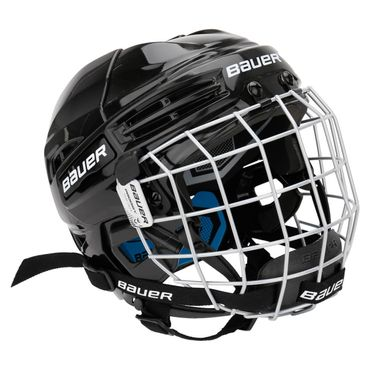 Bauer Prodigy Combo Hockey Helmet Youth