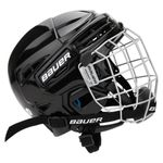 Bauer Prodigy Combo Helmet Side View