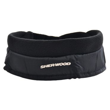 Sherwood T90 Neck Guard Senior Front View