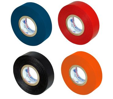 PVC Tape 24mm/25m (Colored) Front View