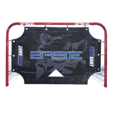 Base Accushot goal wall with rubber ribbon 72