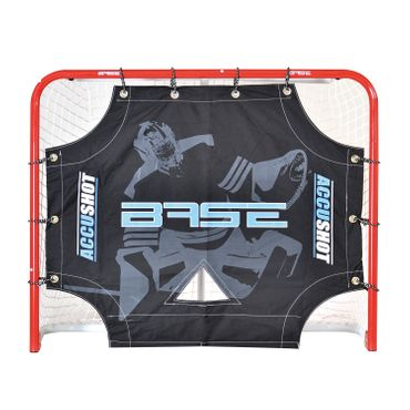 Base Accushot goal wall with rubber ribbon 54""