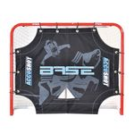 Base Accushot goal wall with rubber ribbon 54
