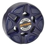 Slivvver Roller Hockey Puck Front View