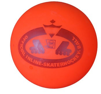 Official ISHD Skaterhockey Ball