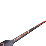 Warrior Swagger Pro Custom Torwart Schläger Senior (schwarz-orange) Schaft