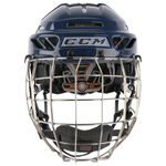 CCM Fitlite 3DS Combo Helm Senior Frontansicht