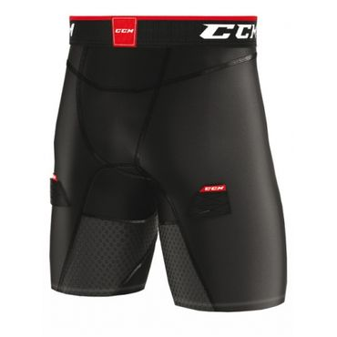 CCM Compression Jock Short Senior