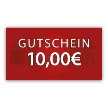 Online Gift Card 10€