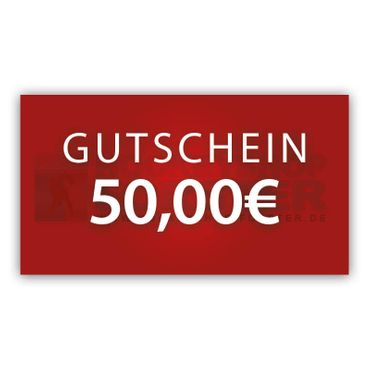 Online Gift Card 50€