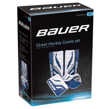 Bauer Streethockey Torwart Set Senior