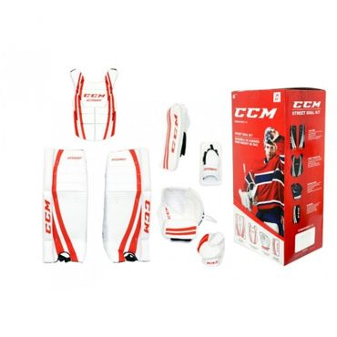 CCM Street Hockey Goalie Set Junior