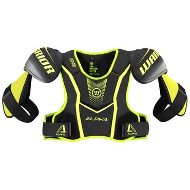 Warrior Alpha QX5 Shoulder Pads Junior