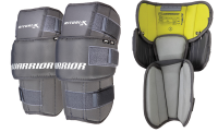 Warrior Ritual X Goalie Knee Pads Senior
