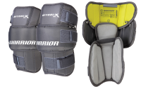Warrior Ritual X Goalie Knee Pads Intermediate