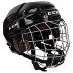 CCM Fitlite 3DS Combo Helmet Youth 001