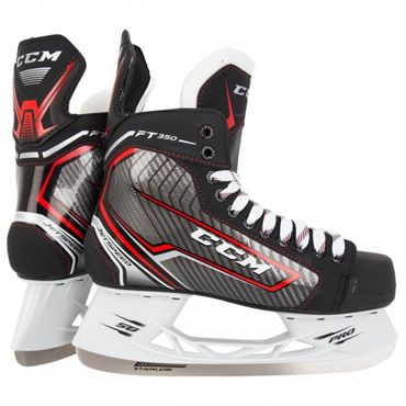 CCM Jetspeed FT350 Hockey Skates Junior