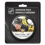 Blister NHL Star-Spieler Pucks Crosby