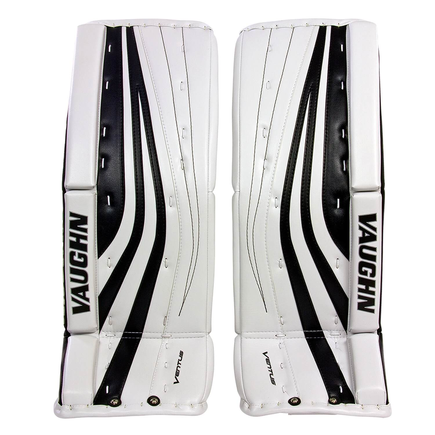 vaughn ventus slr goalie pads junior