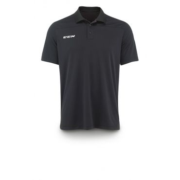CCM Team Pique Polo Shirt Senior