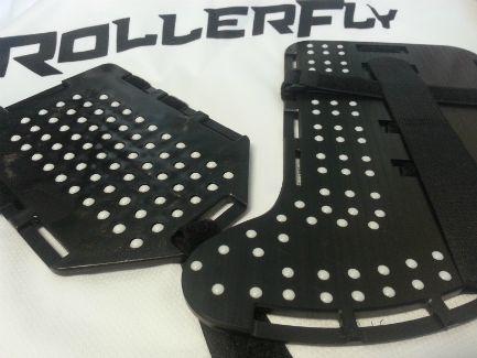 Rollerfly Goalie Pad Adjust