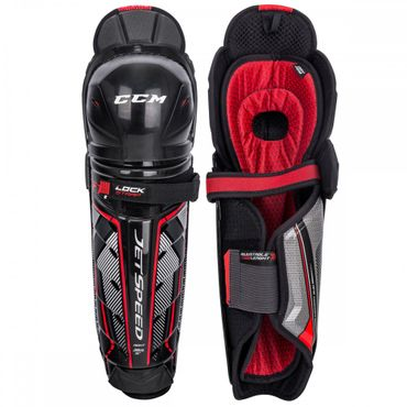CCM Jetspeed FT1 Beinschutz Senior