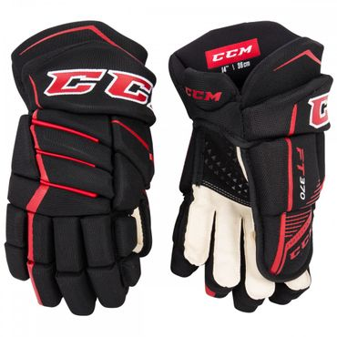 CCM Jetspeed FT370 Hockey Gloves Senior