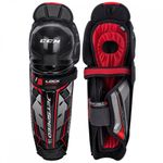 CCM Jetspeed FT1 Shin Guards Junior 001