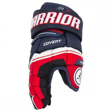 Warrior Covert QR Edge Hockey Gloves Senior