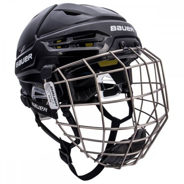 Casco de hockey Bauer Re-Akt 95 Combo Senior
