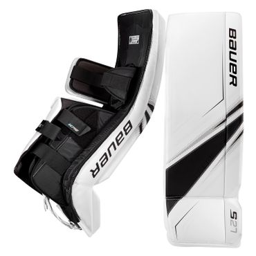 Bauer Supreme S27 Goalie Pads Junior