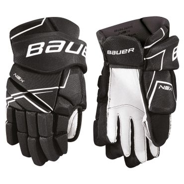 Bauer NSX Hockey Gloves Junior