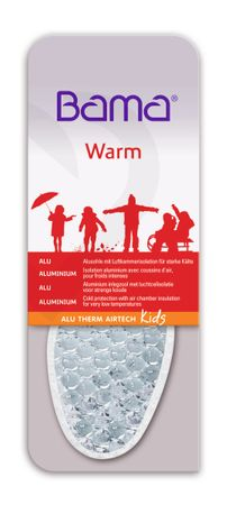 Bama Alutherm Airtech Kids Alusohle