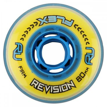 Revision Flex Firm 76A/78A Inlinehockey Rolle (4er Pack)