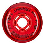 Revision Variant Soft Indoor Inline Wheels - 74A  (Set of 4) 001