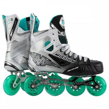 Mission Inhaler FZ-0 Inline Hockey Skates Senior