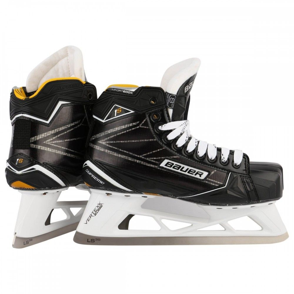 Bauer Supreme 1S Goalie Hockey Skates Senior