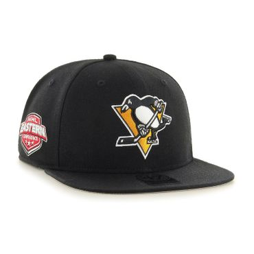 '47 Sure Shot Captain Cap - Pittsburgh Penguins