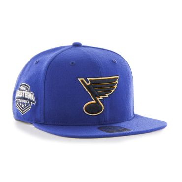 '47 Sure Shot Captain Cap - St. Louis Blues