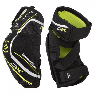 Warrior Alpha DX Elbow Pads Youth