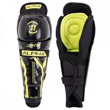 Warrior Alpha DX5 Shin Guards Junior