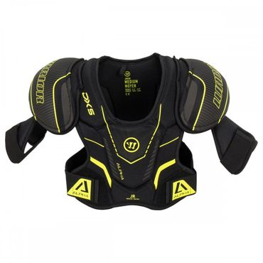 Warrior Alpha DX5 Shoulder Pads Junior