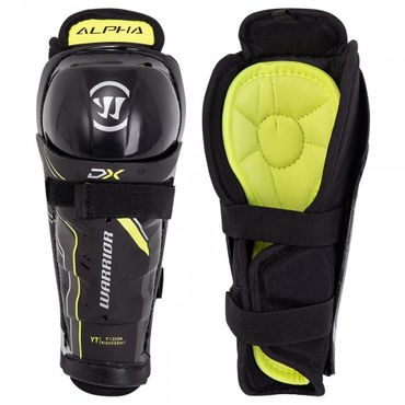 Warrior Alpha DX Shin Guards Youth