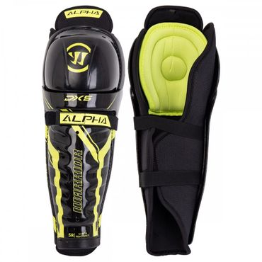 Warrior Alpha DX5 Shin Guards Senior