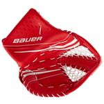 Bauer Vapor X2.7 Goalie Catcher Junior - white 001