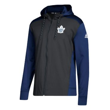 Adidas Full Zip Hoodie - Toronto Maple Leafs